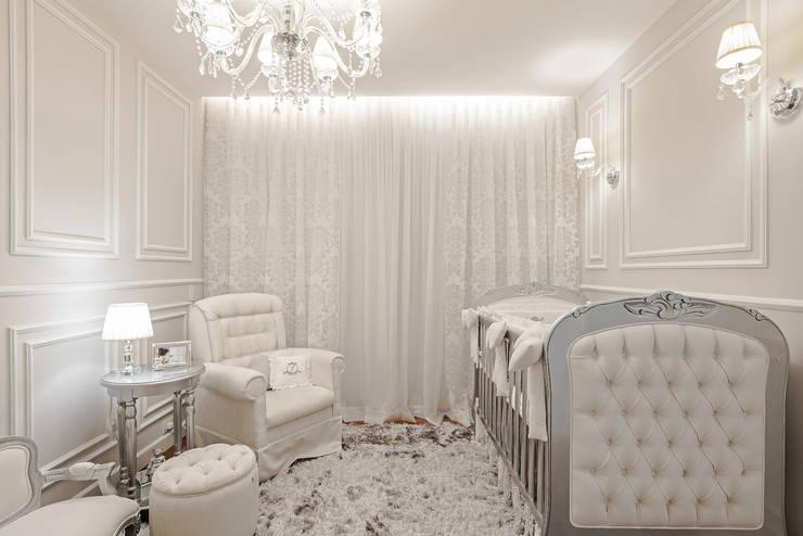 Детские комнаты в . Автор – Patrícia Azoni Arquitetura + Arte & Design,