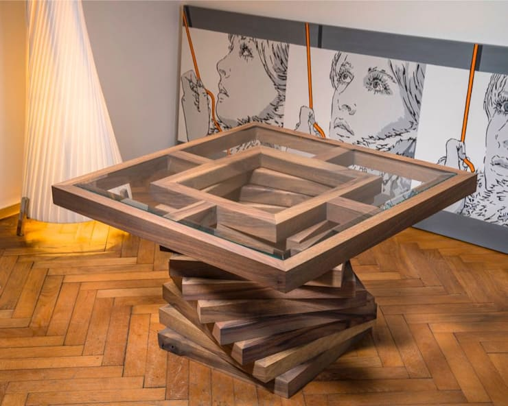 Nowoczesne Stoliki Kawowe By Art Loft Homify