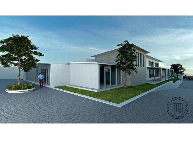 Casa ISG: Casas de estilo  por Taro Arquitectos