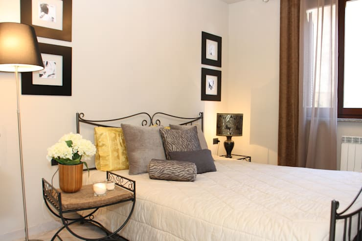 Classic style bedroom by DemianStagingDesign Classic