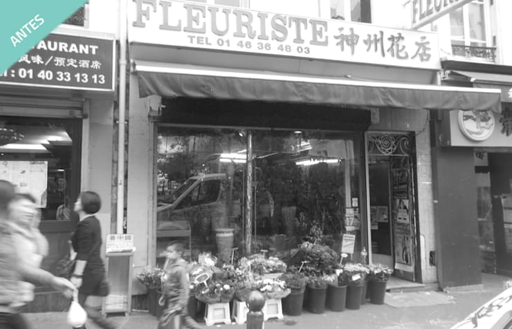 Fleur Chen – Paris:   por OFICINA - COLECTIVO DE IDEIAS, LDA
