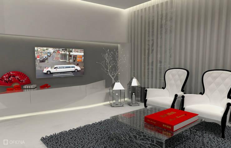 Fleur Chen – Paris: Lojas e espaços comerciais  por OFICINA - COLECTIVO DE IDEIAS, LDA