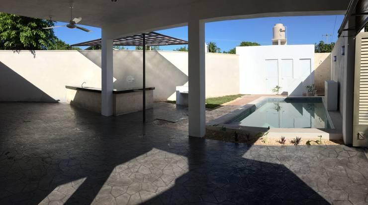 Terrace by Atelier U + M