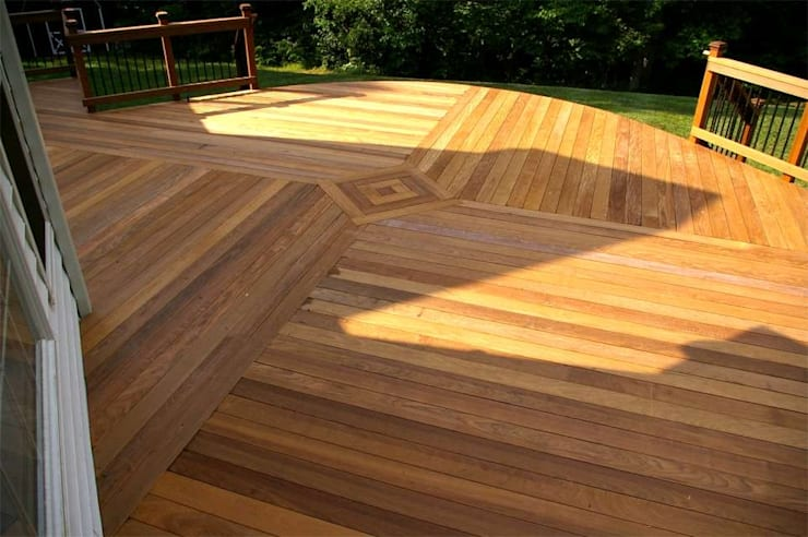 Decking:   by Johannesburg Laminate Flooring