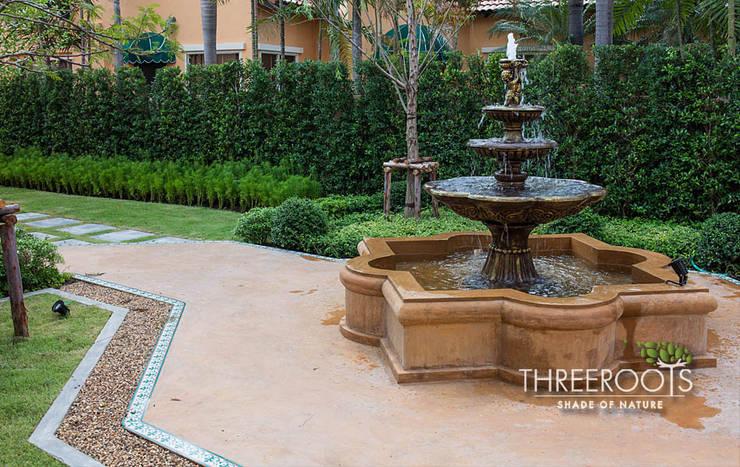 สวนบ้านคุณไพบูลย์:   by Threeroots Group Co.,Ltd.