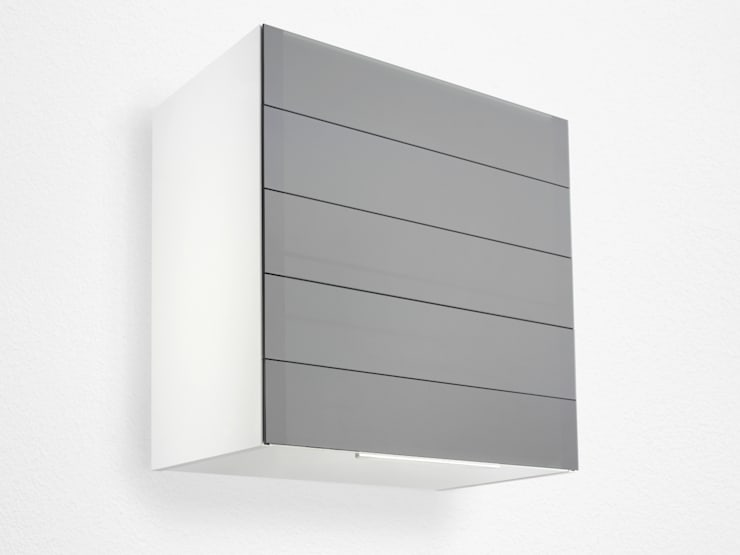 Electric Tambour Door Climber:  Kitchen by Deseo,