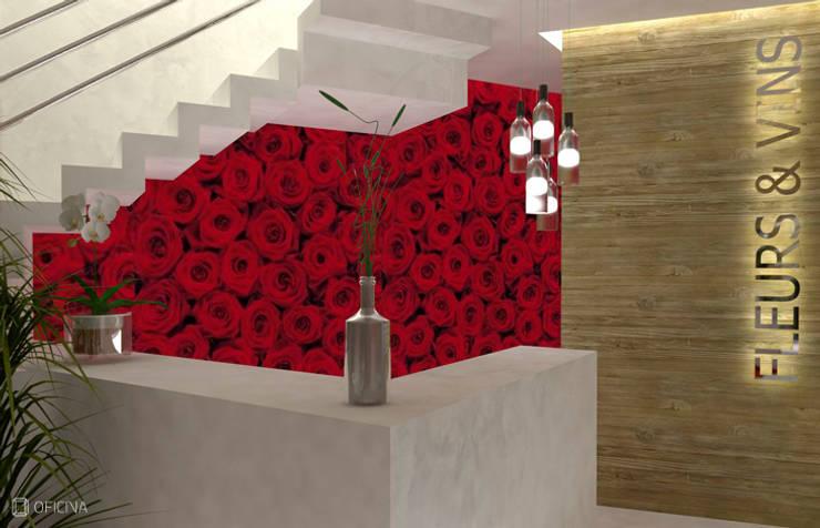 Fleur Chen - Paris: Lojas e espaços comerciais  por OFICINA - COLECTIVO DE IDEIAS, LDA