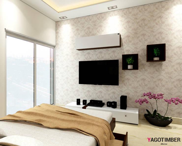 Bedroom Design Ideas - 1:  Bedroom by Yagotimber.com
