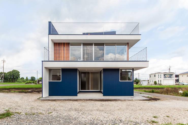 External Apperance: STaD(株式会社鈴木貴博建築設計事務所)が手掛けた家です。