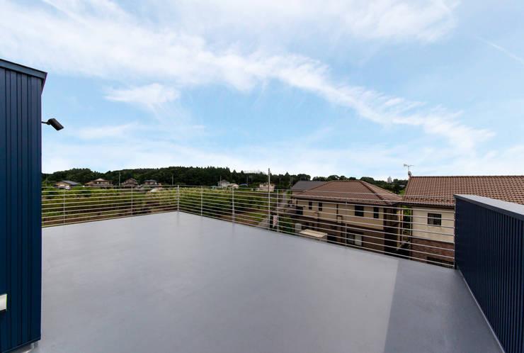 Terrace by STaD(株式会社鈴木貴博建築設計事務所)