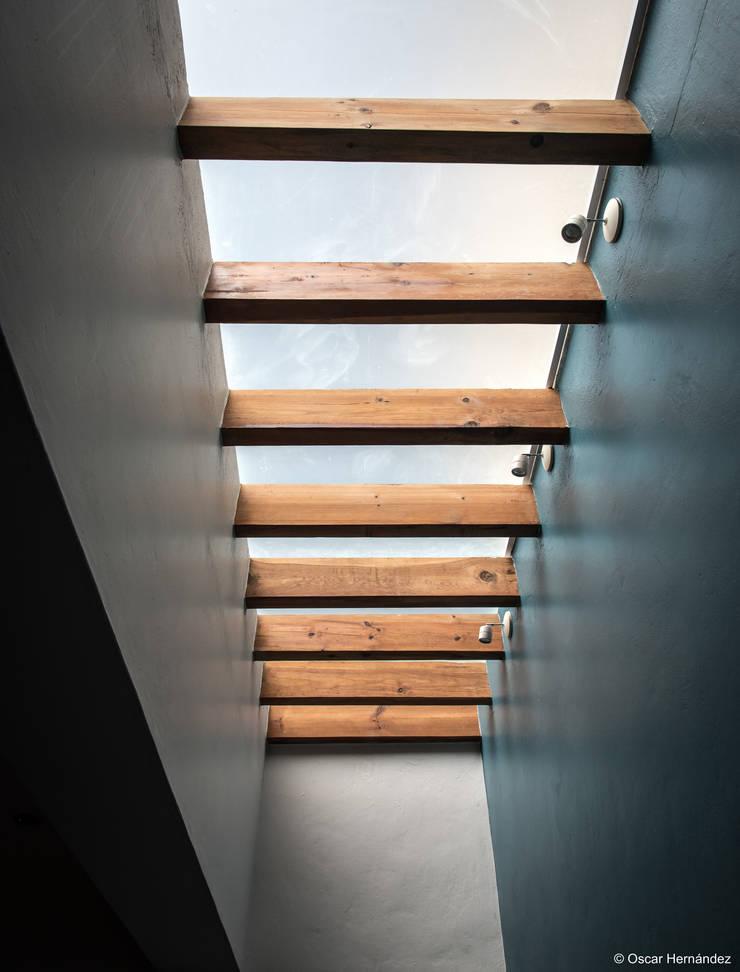 CASA HACIENDA / ASPE ARQUITECTOS de Oscar Hernández - Fotografía de Arquitectura