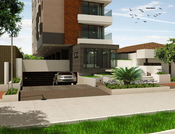 von Cabas/Garzon Arquitectos