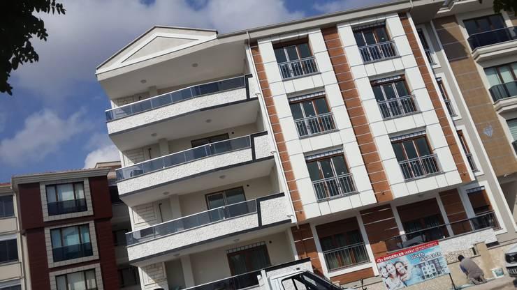 Önderler İnşaat – Konut Projeleri:  tarz Evler, Modern