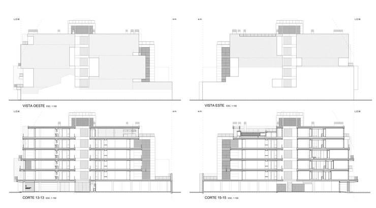 Maisons de style  par Mauricio Morra Arquitectos, Moderne