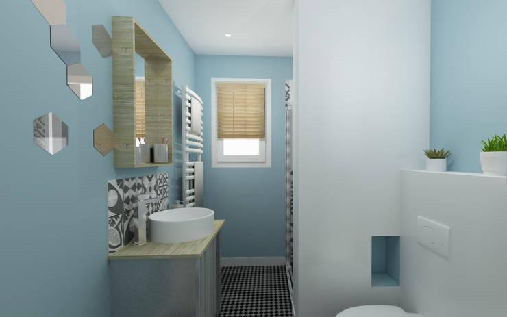حمام تنفيذ ML architecture d'intérieur et décoration