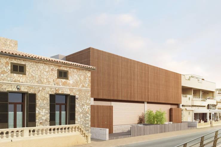 Houses by destilat Design Studio GmbH