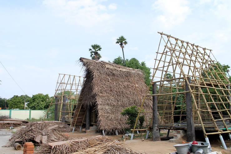 Londor Community - Programa VACA / Juan Carlos Loyo Arquitectura: Casas de estilo  por Juan Carlos Loyo Arquitectura