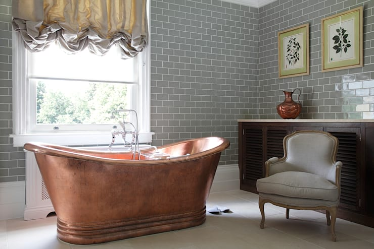 Bathroom تنفيذ MN Design