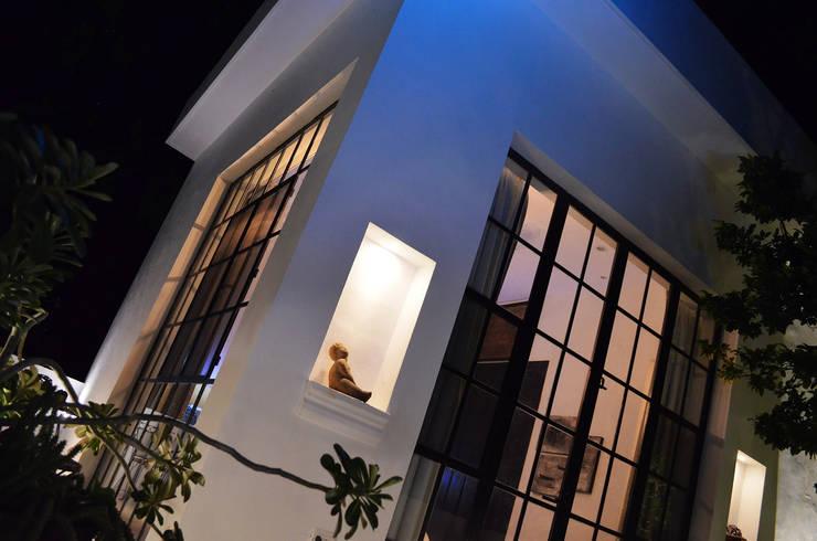 Terrace by Workshop, diseño y construcción, Colonial