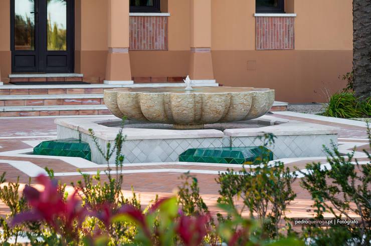 Luxo e Imponência | Fotografia de Arquitectura: Jardins  por Pedro Queiroga | Fotógrafo
