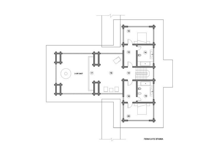 Дом Ловушка для солнца:  в . Автор – Проект ОБЛО