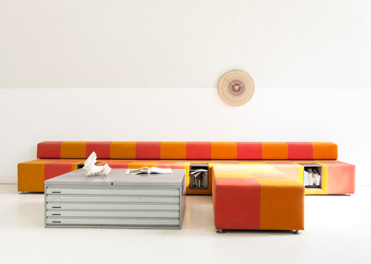 Living room by Wisse Trooster - qoowl