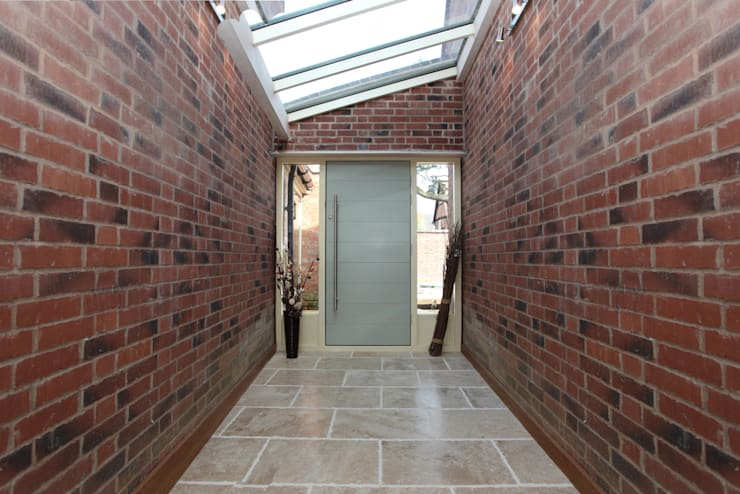 Cobblestone Barn:  Windows  by Simplicity Timber Solutions Ltd