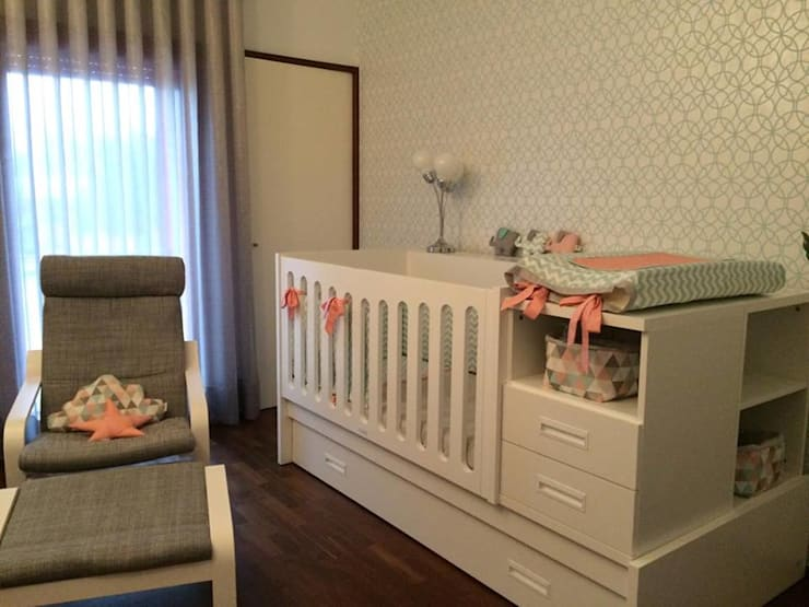 Nursery/kid's room by By Mom