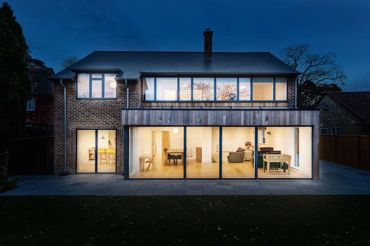 Poplar Road:  Houses by Adam Knibb Architects