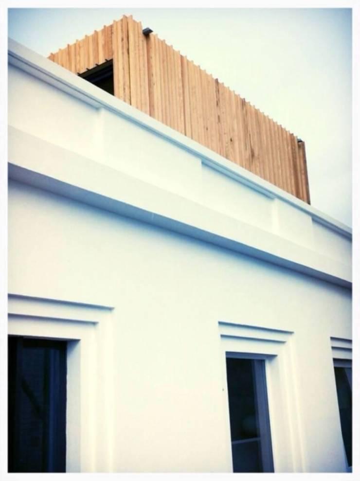 Roofbuldinghouse Lisboa:   por Eco||Sistema