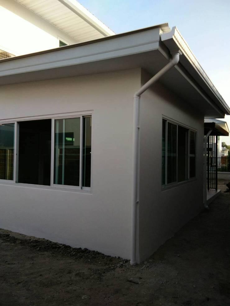 ต่อเติมบ้าน ที่ศุภาลัยพรีม่า สาย3:   by รับเหมา