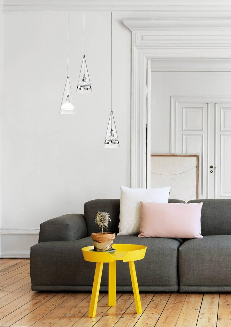 Living room by Rossini Illuminazione