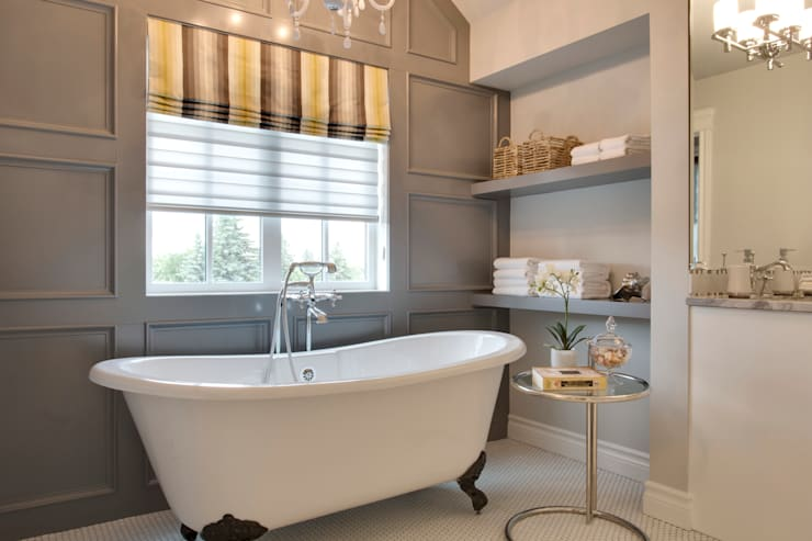 12 Tommy Prince Road SW:  Bathroom by Sonata Design