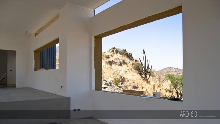 Casa Sotomayor: Comedores de estilo  por Arq6.0