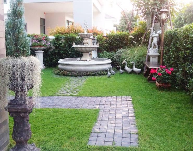 สวนบ้านตัวเอง:   by eDEN leaf