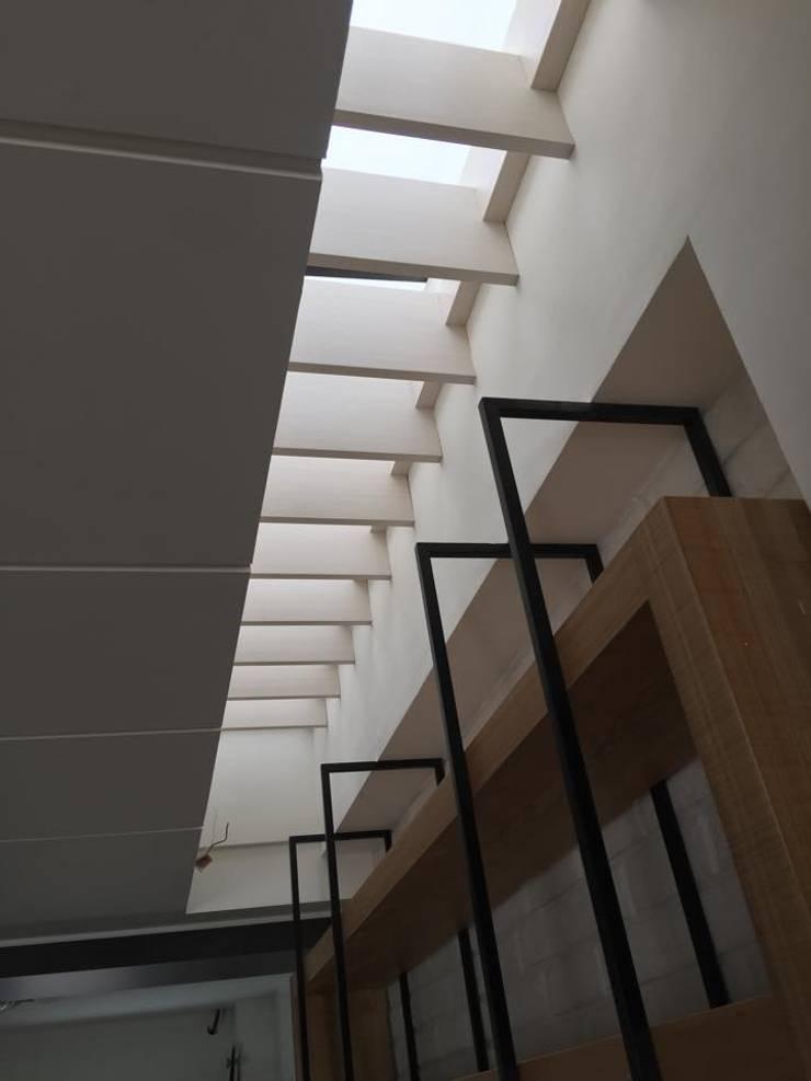住宅  設計規劃案:  餐廳 by 延伸建築 室內設計 EXTENSION DESIGN STUDIO