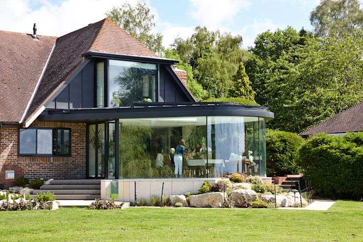 External Photo:  Dining room by Trombe Ltd