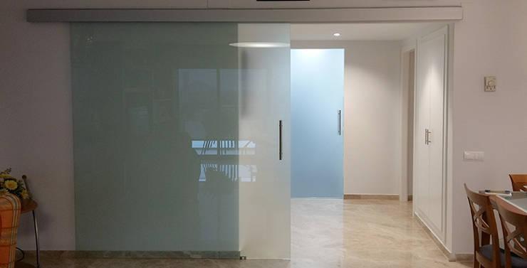 Projekty,  Okna zaprojektowane przez ARCOtectura