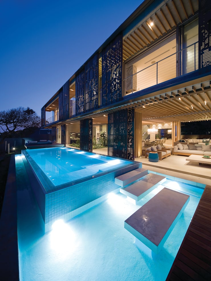 La Lucia:  Pool by ARRCC