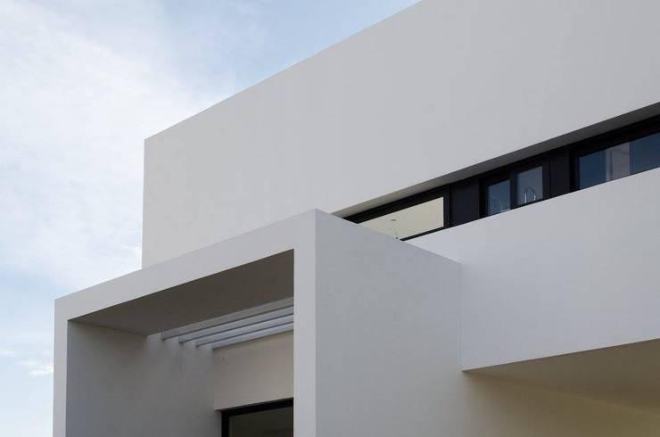 CASA TRN2: Casas de estilo moderno por ARQUITECTO MAURICIO PIZOLATTO