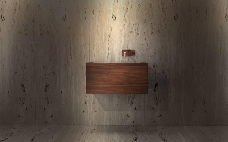 PALAWAN: Casa de banho  por TCC Whitestone