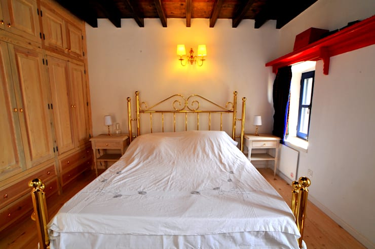 Bedroom by Ebru Erol Mimarlık Atölyesi