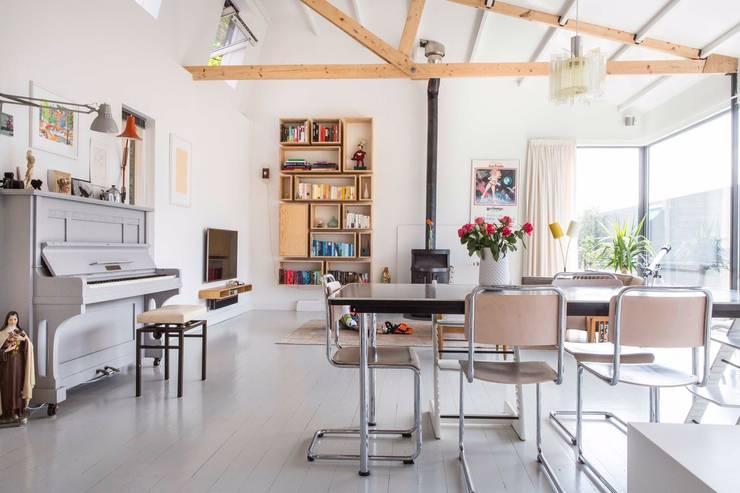 غرفة المعيشة تنفيذ Architect2GO