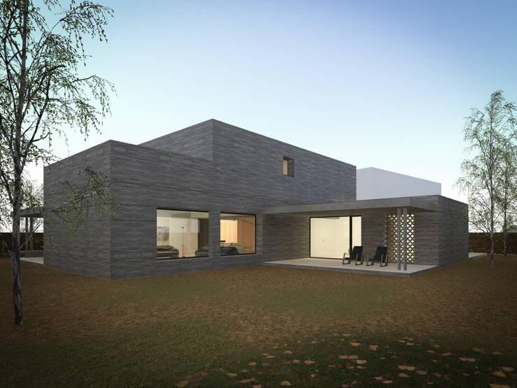 Nhà by MIDE architetti