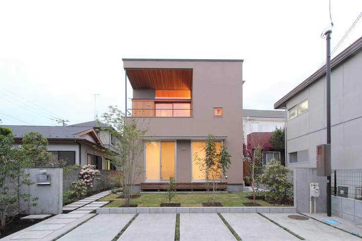 平林繁・環境建築研究所의  정원
