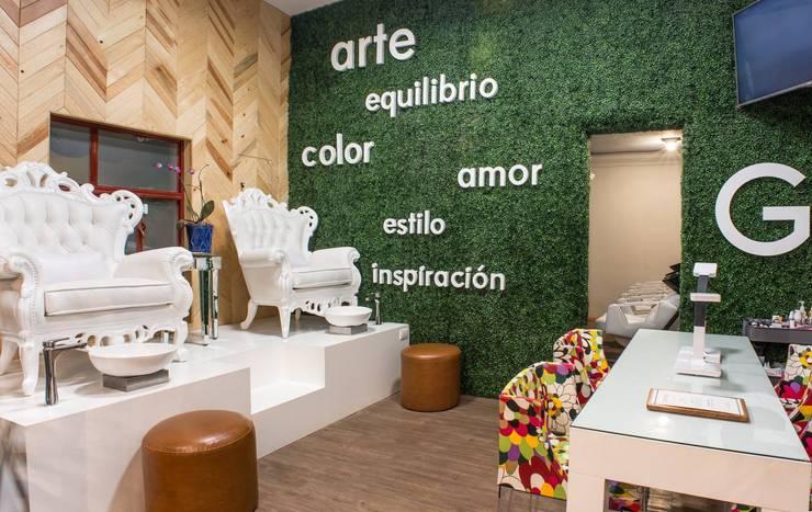 Clinics by TAMEN arquitectura