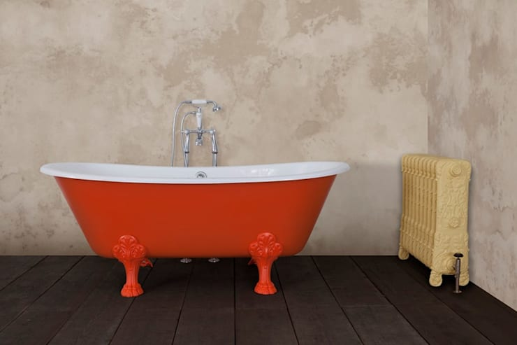 classic Bathroom by UK Architectural Antiques