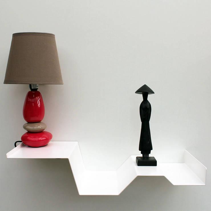 chevet suspendu et chevet flottant par homify. Black Bedroom Furniture Sets. Home Design Ideas