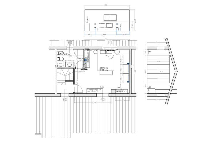 HOME SWEET (CANDY) HOME:  in stile  di Rachele Biancalani Studio