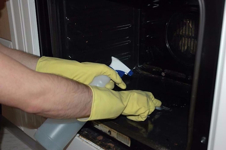 Oven Cleaning:   by Fridge Repairs Cape Town